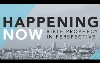 Behold Isreal | Happening Now