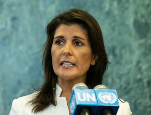 Haley: 87 countries said Hamas was a problem. The tide has changed.