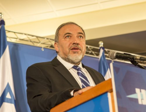 Israel's Defense Minister resigns over Gaza ceasefire, calls for early elections