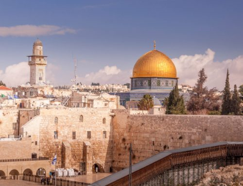 3,000 year old First Temple weight discovered in Jerusalem