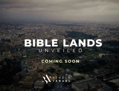 Bible Lands Unveiled Promo