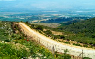 Leb border