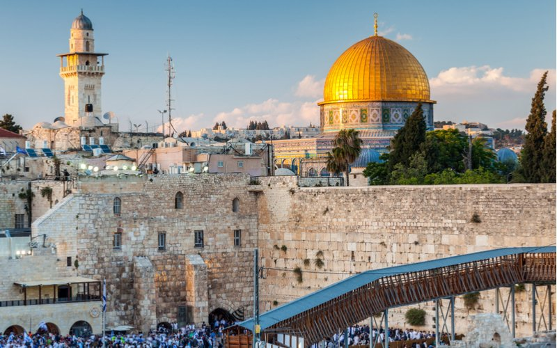 Australia recognizes West Jerusalem as Israel's capital - Behold Israel