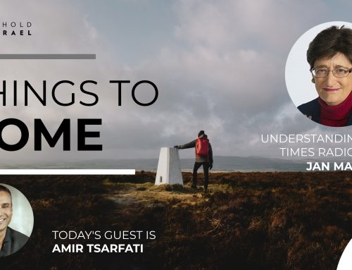 Things to Come: Amir Tsarfati on Understanding The Times Radio
