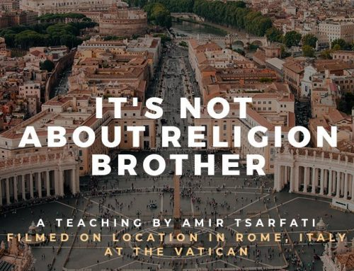 Bible Lands Unveiled Rome: It is Not About Religion Brother