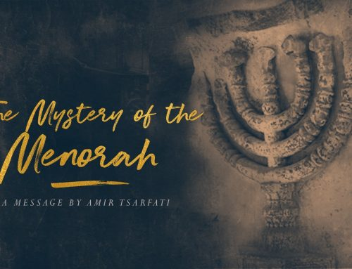 The Mystery of the Menorah