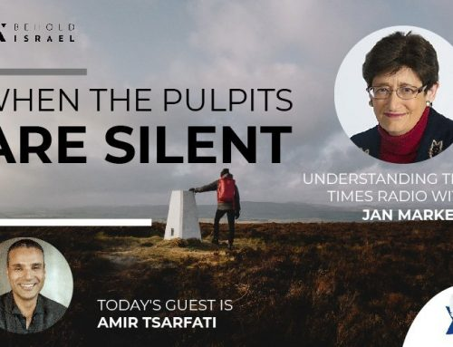 When the Pulpits Are Silent