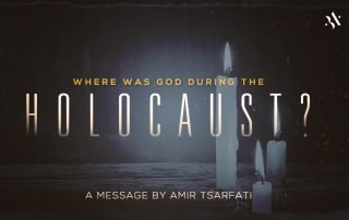 Where Was God During the Holocaust?