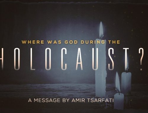 Live With Amir Tsarfati: Where Was God During the Holocaust?