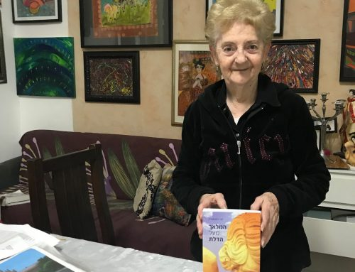 The story of Holocaust survivor Zeni Rosenstein