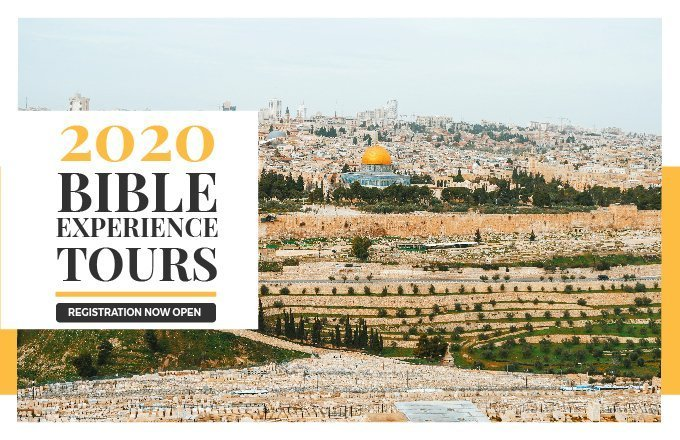 2020 Bible Experience Tours