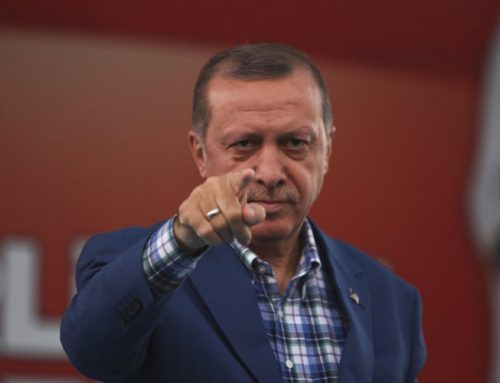 Erdogan Doubles Down on Opposition to Israel's Coming Annexation