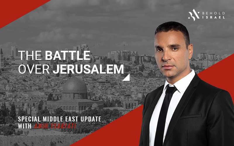 Middle East Update: The Battle over Jerusalem