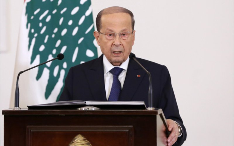 Lebanese President Warns of Civil War Climate as Unrest Grows Amid Economic Downfall