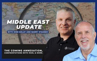 Middle East Update - Behold Israel