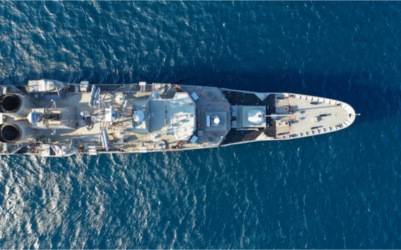 Injuries Reported After Greek Naval Ship Engages Turkish Vessel