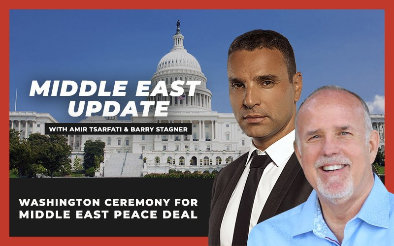 Middle East Update with Pastor Barry Stagner