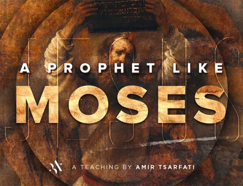 A Prophet Like Moses