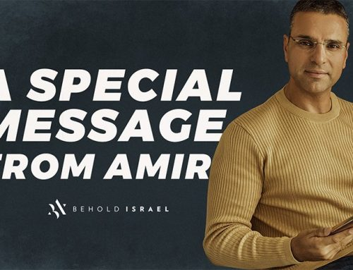 A Special Message from Amir