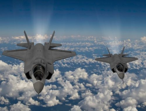 Netanyahu & Trump Discuss Future Defense Treaty as New F-35's Head to Israel