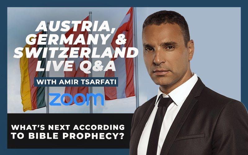 Live Zoom Q & A w/ Austria, Germany, and Switzerland