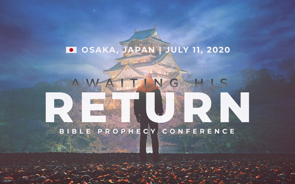 Awaiting His Return Conference Japan
