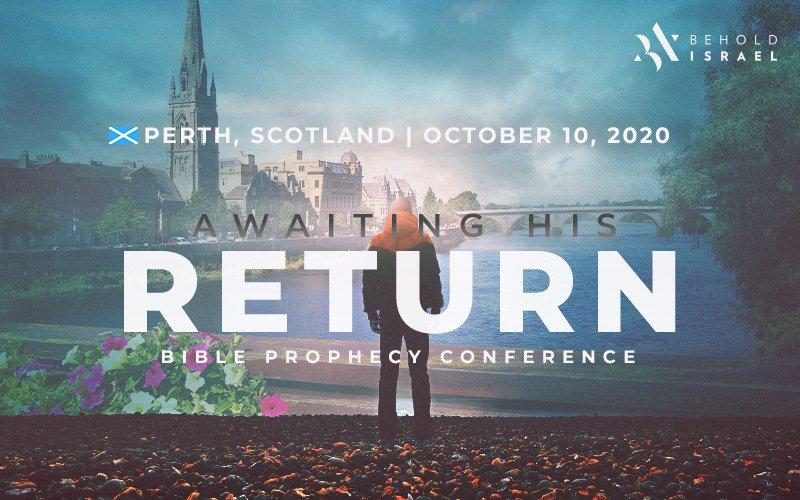 Awaiting His Return 2020 Perth, Scotland 2020