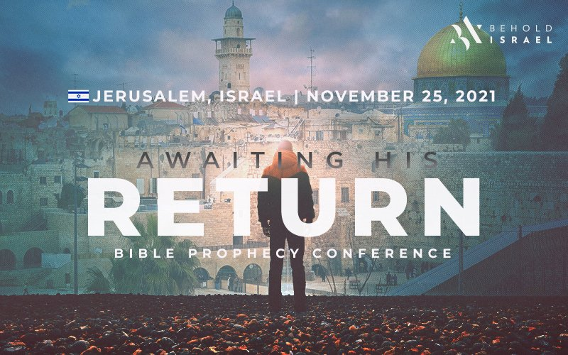 Awaiting His Return 2021 Jerusalem