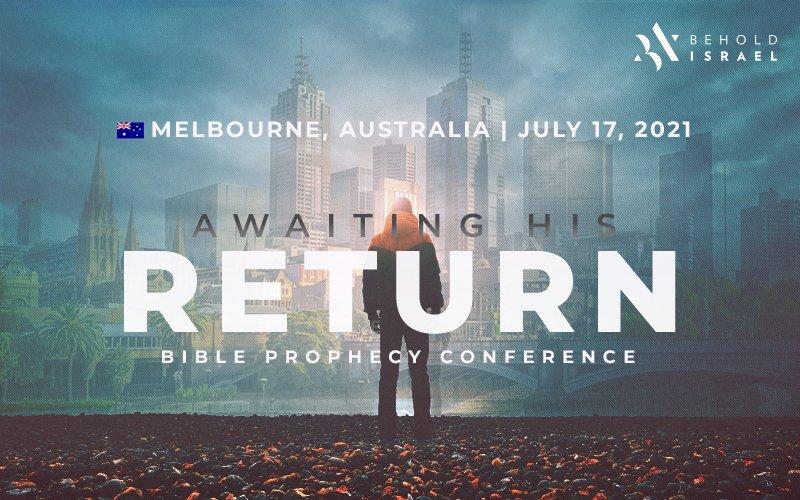 Awaiting His Return 2021 Melbourne