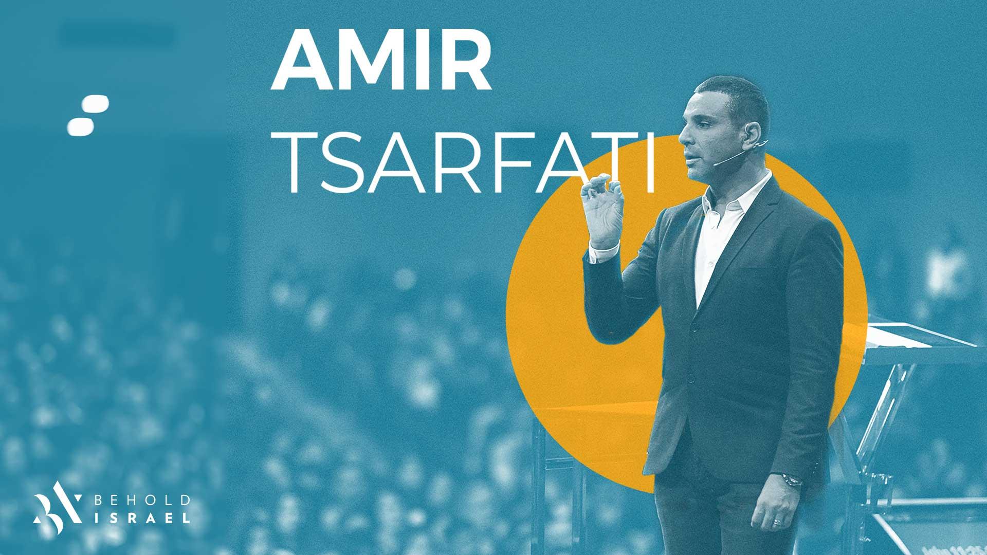 Behold Israel Podcast by Amir Tsarfati