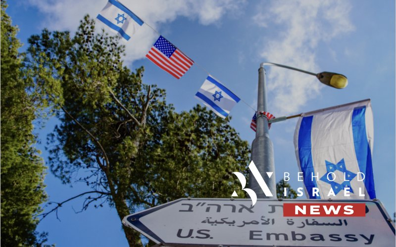 Twitter Account for U.S. Ambassador to Israel Temporarily Switched to Include Gaza & West Bank