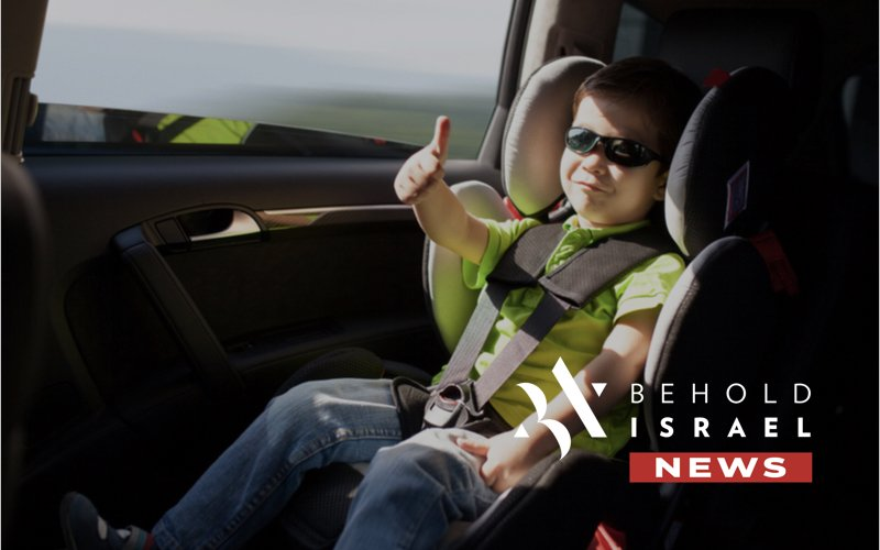 Israeli Innovation Makes Car Seats Easier