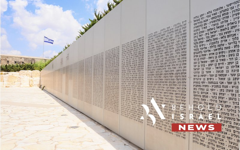 Tuesday Evening Marks the Beginning of Israel Memorial Day (Yom HaZikaron)