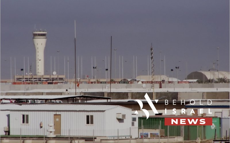 Explosives Injure US Personnel at Erbil Airport in Northern Iraq