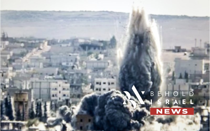 Damascus Area Rocked by Israeli Airstrikes on Iranian Targets Overnight