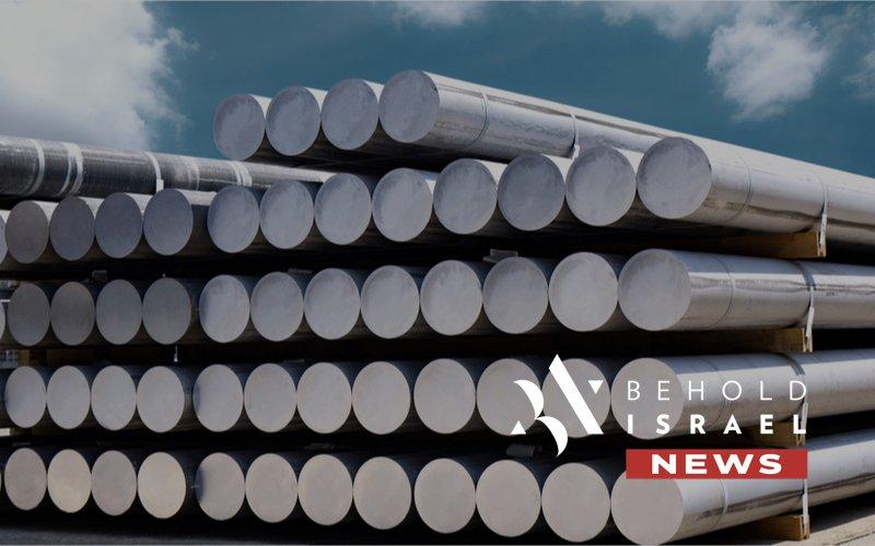 Israel Turns Aluminum into Energy