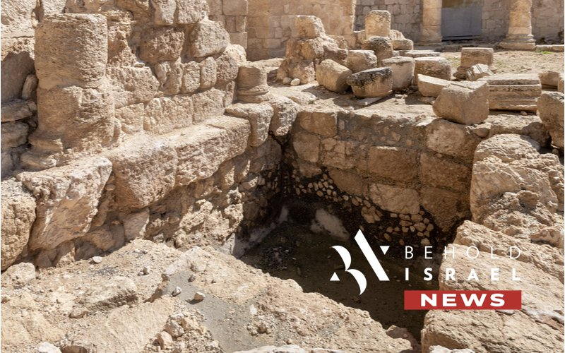Archaeology Once Again Backs Up the Bible