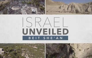 Israel Unveiled Volume 2: Beit She'An