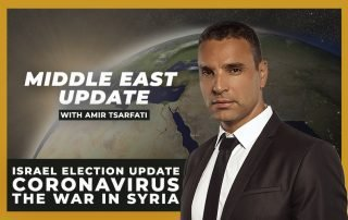 Live Middle East Update with Amir Tsarfati