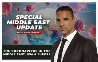 Coronavirus MIDDLE EAST, USA & Europe