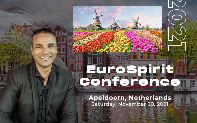 EuroSpirit 2021 Conference Banner