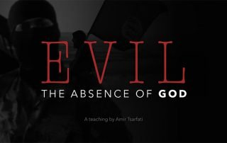 Evil The Absence of God