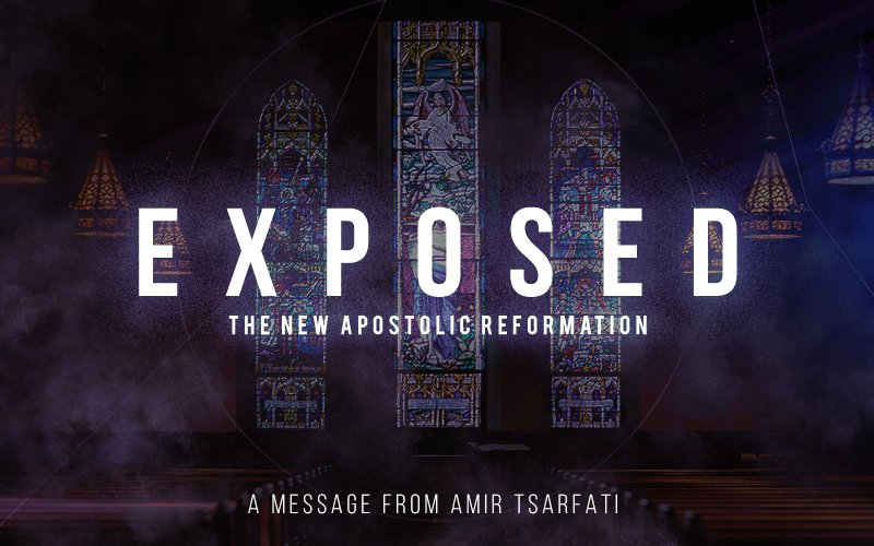 Exposed - A live teaching event by Amir Tsarfati