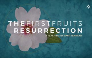 The First Fruits Resurrection
