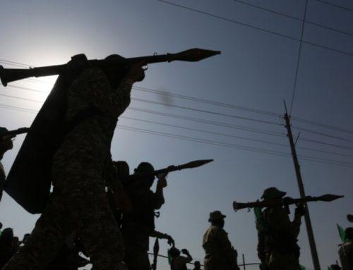 IDF Strikes Hamas Targets in Retaliatory Strike