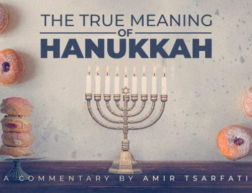 The True Meaning of Hanukkah