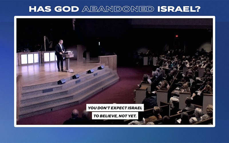 Has God Abandoned Israel?