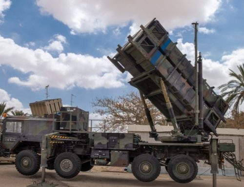 Netanyahu Proposes Increase in Air-Defense Systems