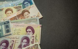 Iranian Currency Changes