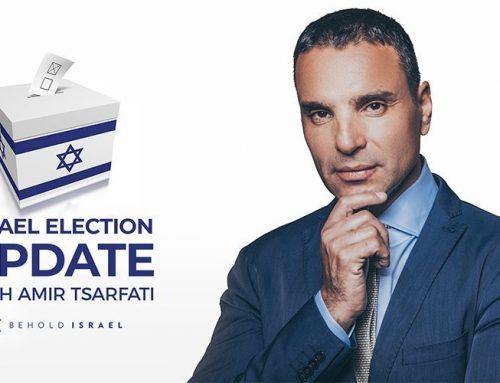 Israel Election Update